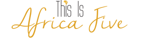 This Is Africa Five Logo